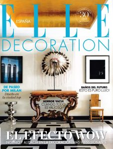 Pepe Peñalver – ELLE DECORATION 173