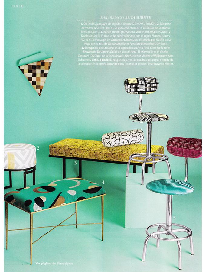 C&C Milano – Harlequin – Kravet – MCH – Nya Nordiska – Sunbrella ...