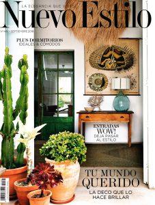 Alhambra – C&C Milano – Harlequin – MCH – Pepe Peñalver – NUEVO ESTILO 486