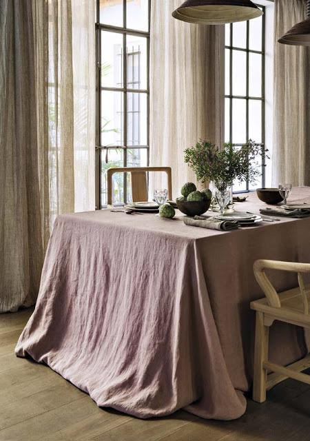 LIZZO, nuevos tejidos en cáñamo, lino y algodón