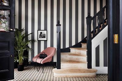 COLE&SON , nuevas rayas en The Marquee Stripes Collection