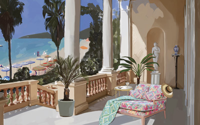 PEPE PEÑALVER, colección Riviera